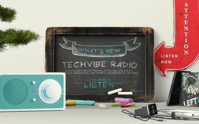 // PTC TechVibe Radio