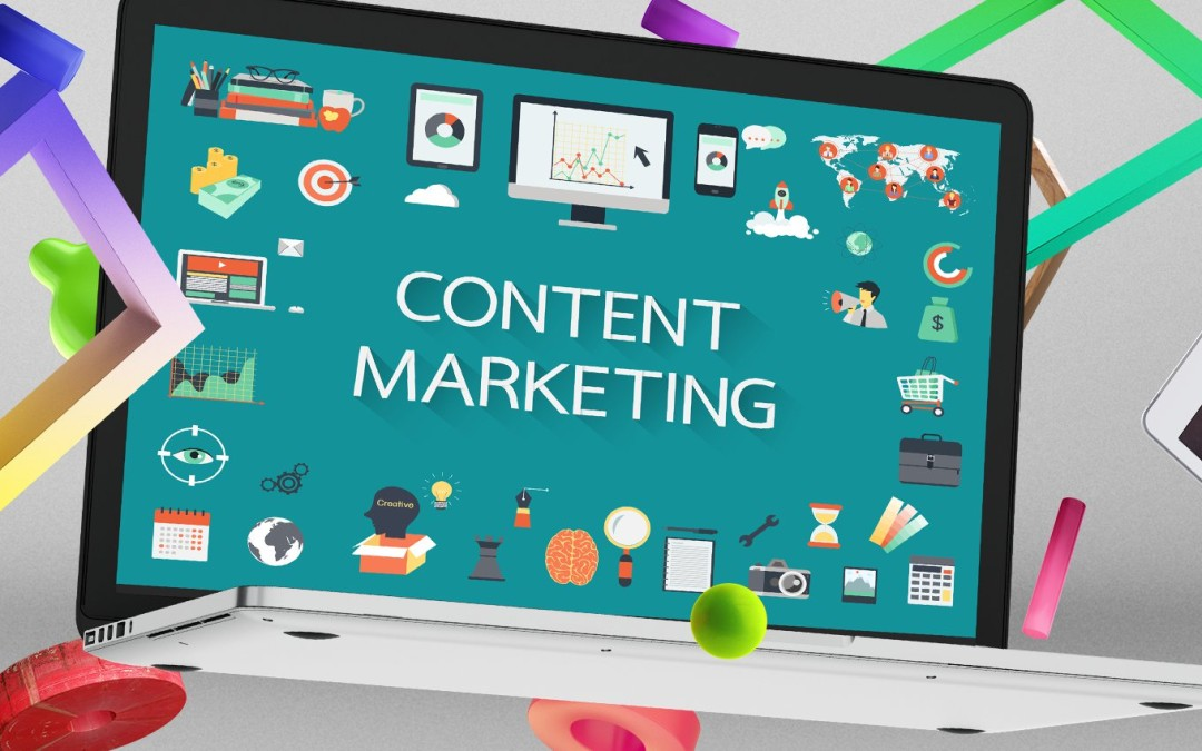 // Five Steps To Content Marketing Success