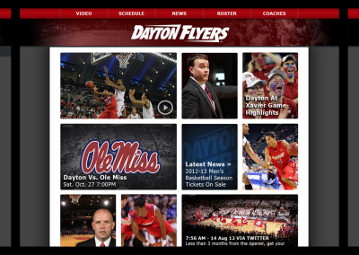 DAYTON BASKETBALL
