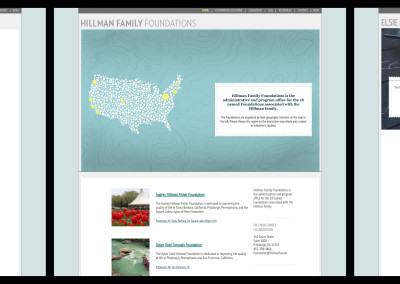 HILLMAN FAMILY FOUNDATION