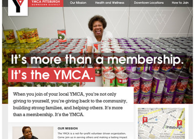 YMCA OF PITTSBURGH